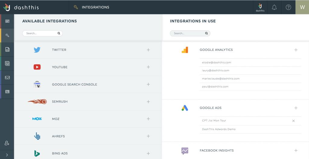 Integration Manager GSC